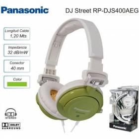AURICULAR PANASONIC RP-DJS400