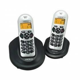 TELEFONO INALAMBRICO XION XI-TI25-2